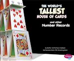 The World's Tallest House of Cards and Other Number Records (Pebble Plus)
