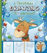 A Christmas Drawing Wonderland! (First Facts)