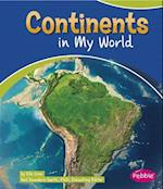 Continents in My World (Pebble Books)