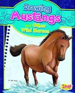 Drawing Mustangs and Other Wild Horses (Snap)