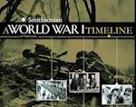 A World War I Timeline af Pamela Dell