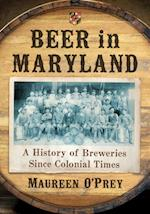 Beer in Maryland
