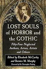 Lost Souls of Horror and the Gothic