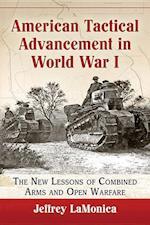 American Tactical Advancement in World War I