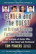 Gender and the Quest in British Science Fiction Television (Critical Explorations in Science Fiction and Fantasy)
