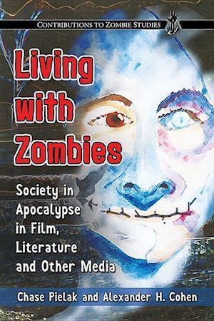 Bog, paperback Living with Zombies af Chase Pielak, Alexander H. Cohen