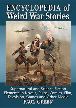 Bog, paperback Encyclopedia of Weird War Stories af Paul Green