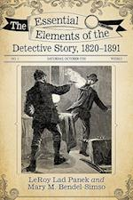 The Essential Elements of the Detective Story, 1820-1891