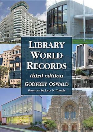 Bog, paperback Library World Records af Godfrey Oswald