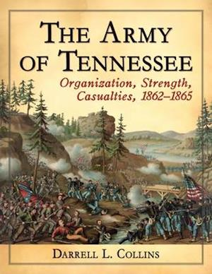 Bog, paperback The Army of Tennessee af Darrell L. Collins