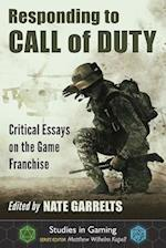 Responding to Call of Duty (Studies in Gaming)