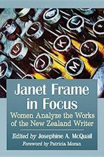 Janet Frame in Focus