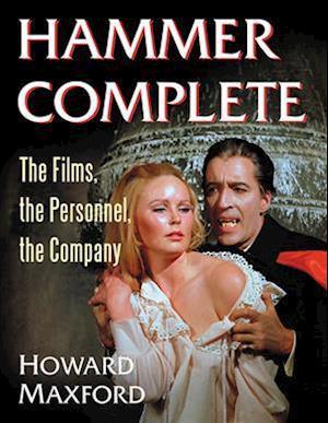 Bog, hardback Hammer Complete af Howard Maxford