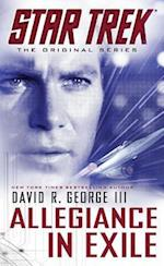 Allegiance in Exile af David R, III George
