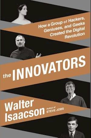 Bog, hardback The Innovators af Walter Isaacson