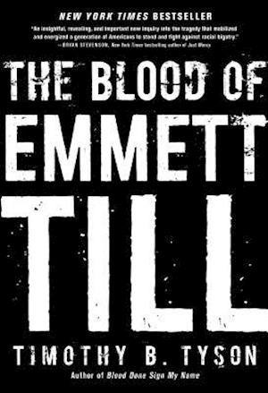 Bog, hardback The Blood of Emmett Till af Timothy B. Tyson