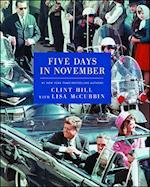 Five Days in November af Clint Hill