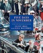 Five Days in November af Lisa McCubbin