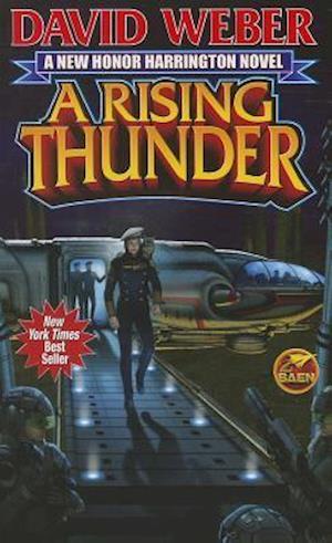 Bog, paperback A Rising Thunder af David Weber