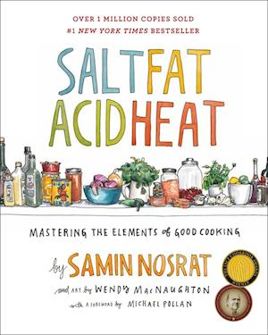 Bog, hardback Salt, Fat, Acid, Heat af Samin Nosrat