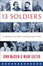 Thirteen Soldiers af John Mccain