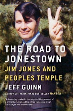 Bog, paperback The Road to Jonestown af Jeff Guinn
