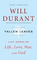 Fallen Leaves af Will Durant