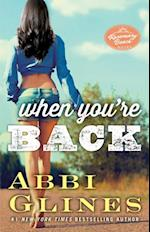 When You're Back (The Rosemary Beach Series)