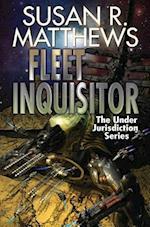 Fleet Inquisitor (Under Jurisdiction, nr. 1)