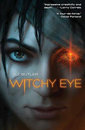 Bog, hardback Witchy Eye af D.J.G. Butler