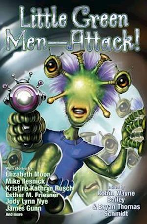 Bog, paperback Little Green Men--Attack! af Bryan Thomas Schmidt