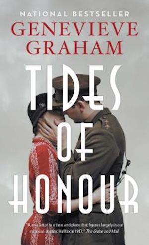 Bog, paperback Tides of Honour af Genevieve Graham