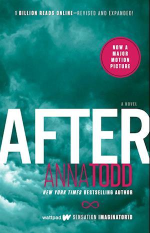 Bog paperback After af Anna Todd