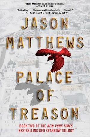 Bog, paperback Palace of Treason af Jason Matthews