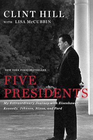 Bog, paperback Five Presidents af Clint Hill