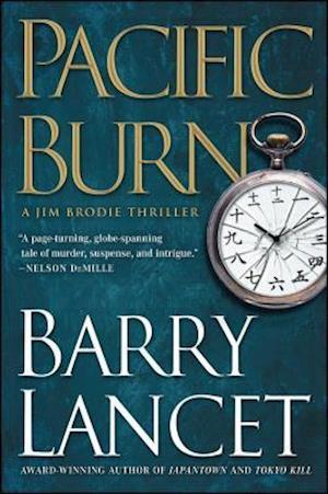 Bog, paperback Pacific Burn af Barry Lancet