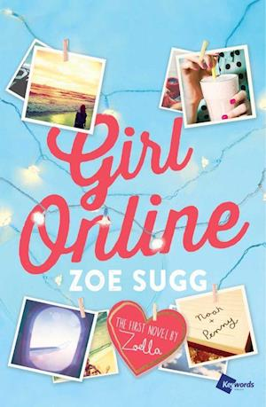 Bog, hardback Girl Online af Zoe Sugg