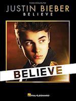 Justin Bieber Believe (Piano Vocal Guitar Soundtrack)