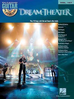 Dream Theater Guitar Play-Along Vol.167