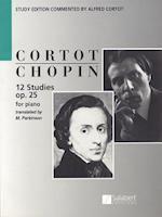 12 Studies, Op. 25 af Frédéric Chopin