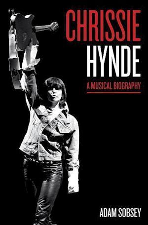Bog, hardback Chrissie Hynde af Adam Sobsey