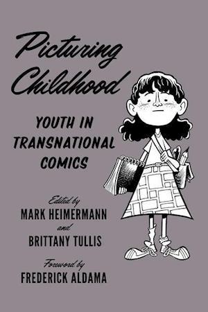 Bog, paperback Picturing Childhood af Mark Heimermann
