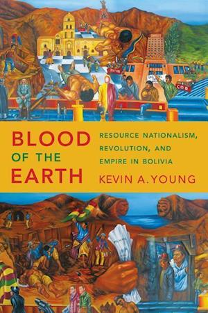 Bog, paperback Blood of the Earth af Kevin A. Young