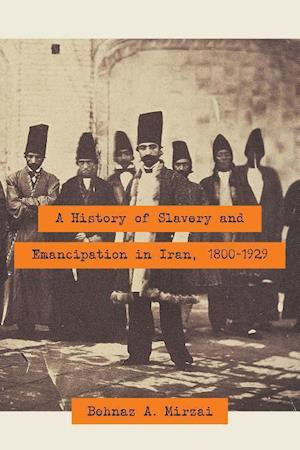 Bog, hardback A History of Slavery and Emancipation in Iran, 1800-1929 af Behnaz A. Mirzai