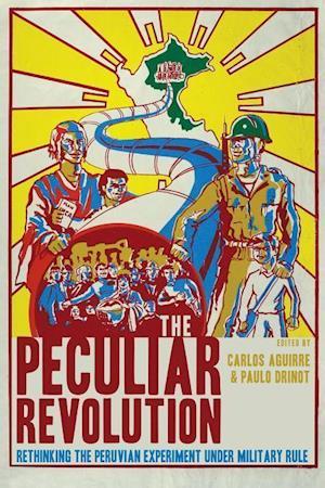 Bog, hardback The Peculiar Revolution