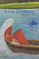 A List of Offences af Dilruba Z. Ara