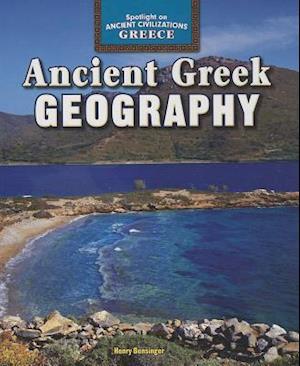 Bog, paperback Ancient Greek Geography af Henry Bensinger