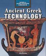 Ancient Greek Technology af Henry Bensinger