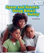 Spam and Scams (Stay Safe Online, nr. 5)