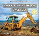 Las retroexcavadoras / Backhoes (En construccin Construction Site)